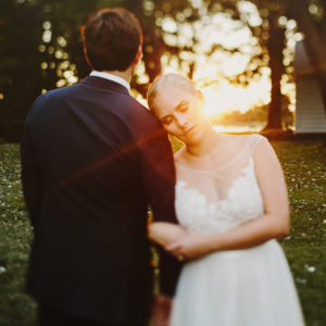 Eastern Shore Wedding Photography Rustic golden hour