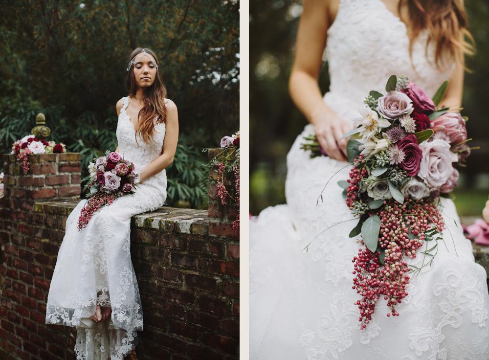 Gypsy Wedding Inspiration Maryland Fine Art Wedding Photographer Kate Ann Photography earthy wedding -30