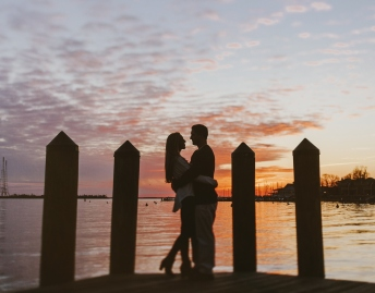 Annapolis Sunrise Engagement Maryland FIne Art Wedding Photography Kate Ann Photography_0000