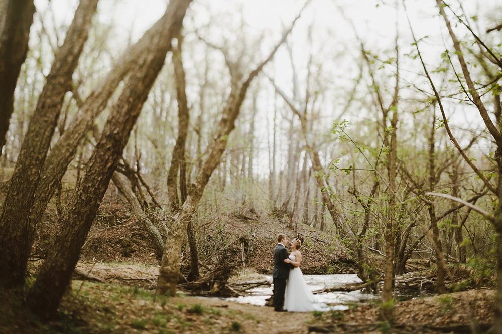Lodge at Little Seneca Creek Wedding Forest Rustic Woodland Maryland Wedding Kate Ann Photography-2