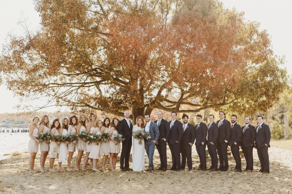 Chesapeake Bay Foundation Annapolis Wedding By Kate Ann Photography