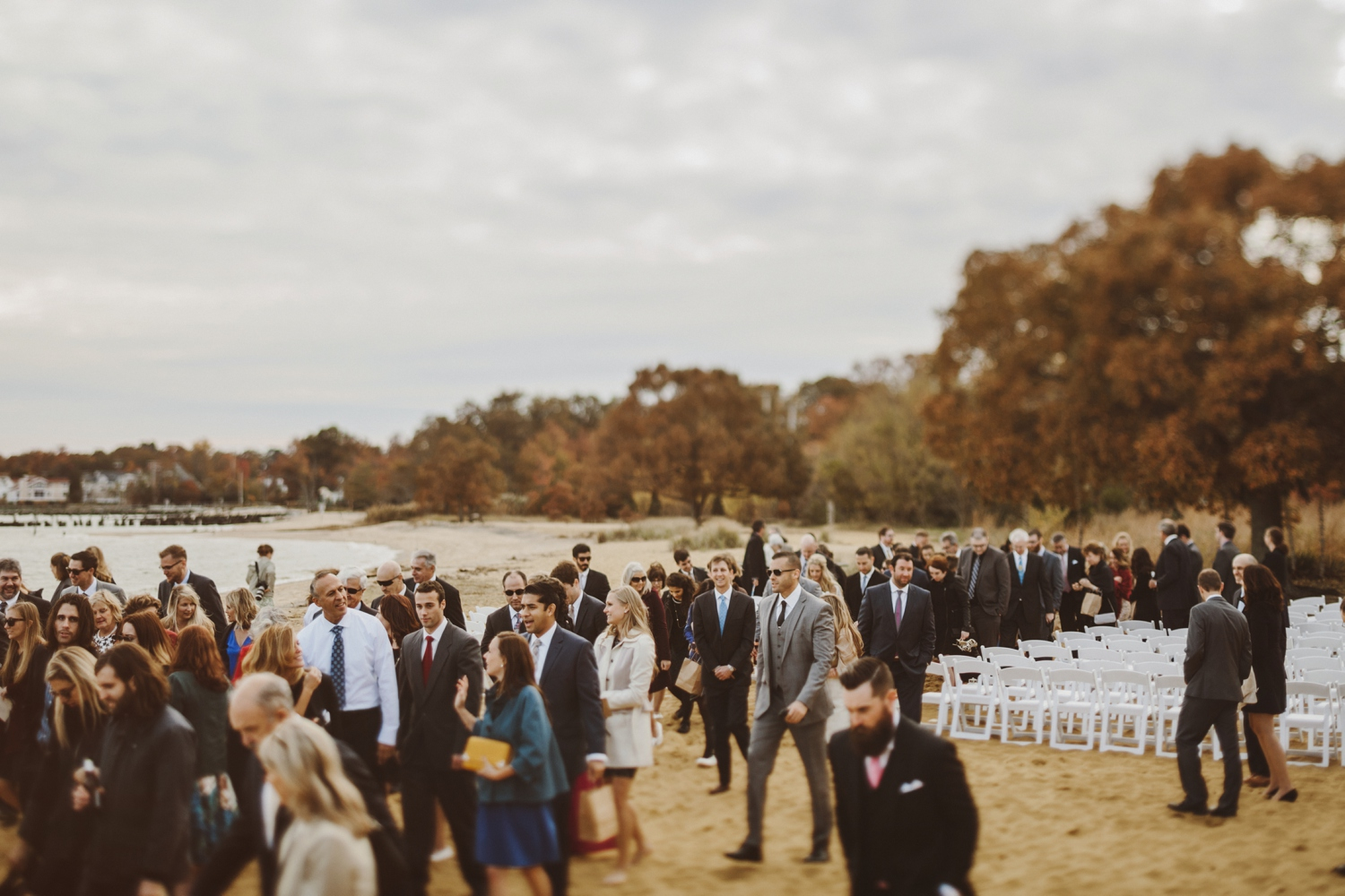 Chesapeake Bay Foundation Wedding Annapolis Photography Rustic Hipster Redhead Fall Photo 1211