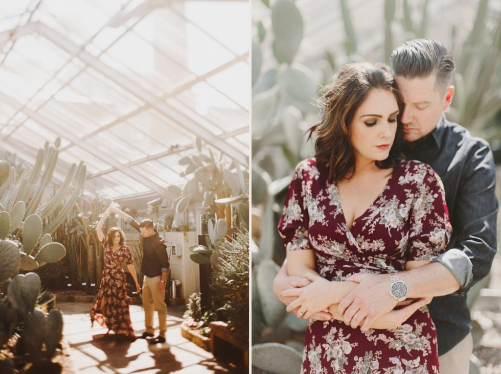 Rawlings Conservatory - Baltimore - Greenhouse - Engagement Session - Maryland - Wedding - Free People- Photographer - Kate - Ann - Photography_0244