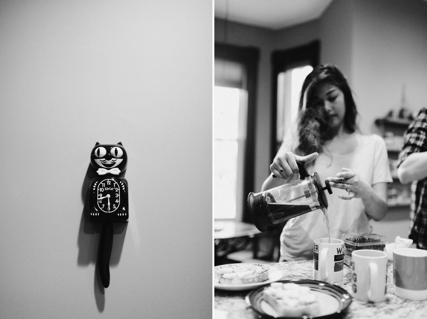 Baltimore - Maryland - In- Home - Engagement - Session - Hipster - by - Wedding - Photographer - Kate - Ann - Photography - Photo_0007
