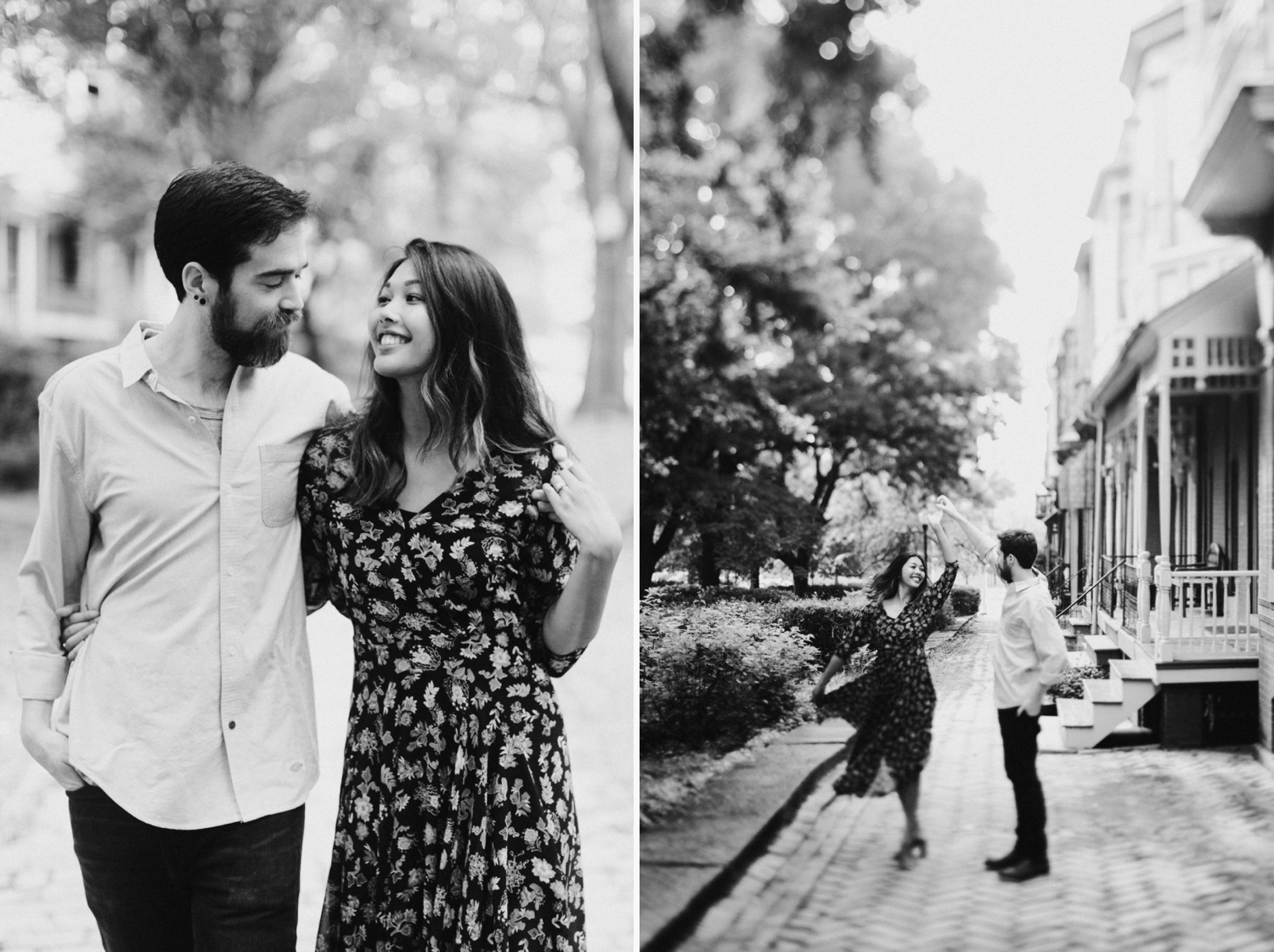 Baltimore - Maryland - In- Home - Engagement - Session - Hipster - by - Wedding - Photographer - Kate - Ann - Photography - Photo_0050