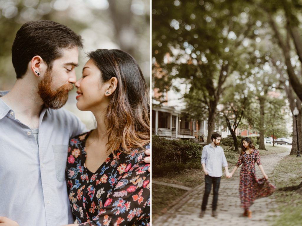 Baltimore - Maryland - In- Home - Engagement - Session - Hipster - by - Wedding - Photographer - Kate - Ann - Photography - Photo_0051