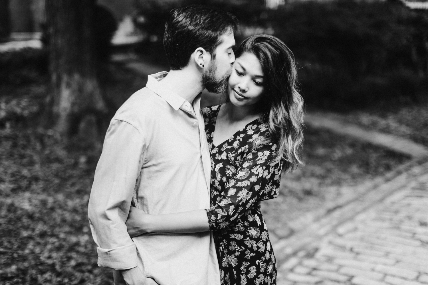 Baltimore - Maryland - In- Home - Engagement - Session - Hipster - by - Wedding - Photographer - Kate - Ann - Photography - Photo_0071