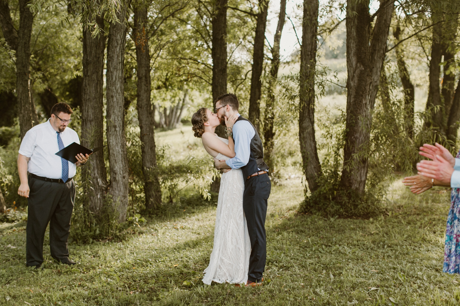 Baltimore - Maryland - Farm - Elopement - Wedding - by - Kate  - Ann - Photography_ Photo_0026