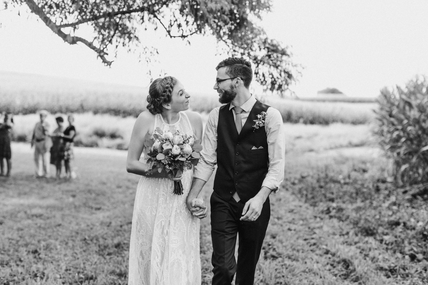 Baltimore - Maryland - Farm - Elopement - Wedding - by - Kate  - Ann - Photography_ Photo_0028