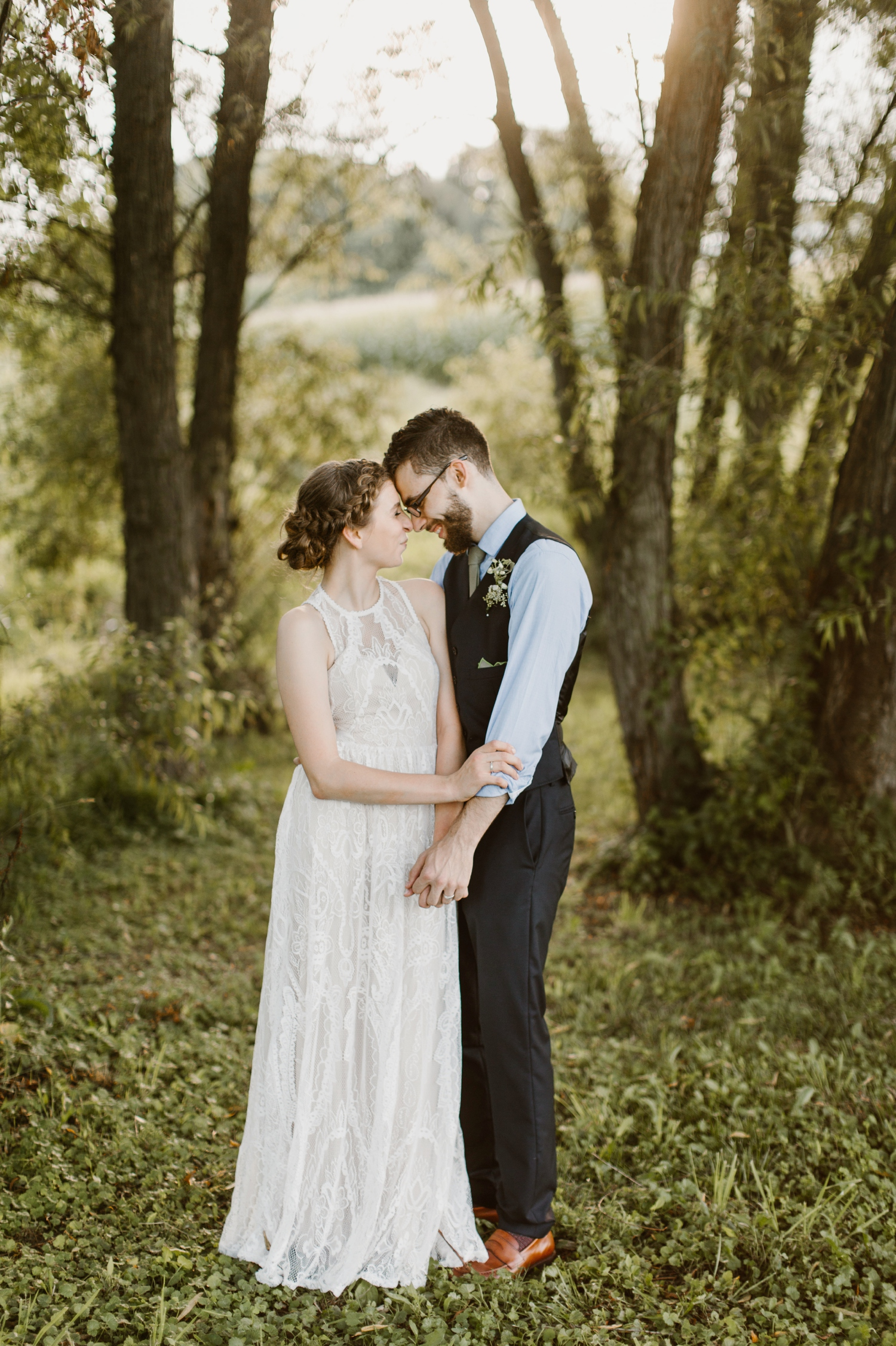 Baltimore - Maryland - Farm - Elopement - Wedding - by - Kate  - Ann - Photography_ Photo_0034