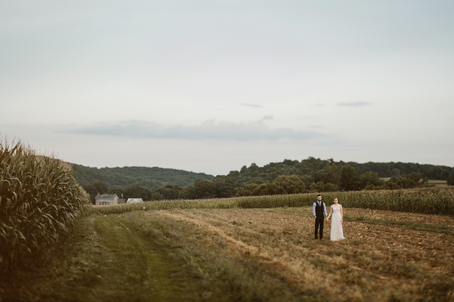 Baltimore - Maryland - Farm - Elopement - Wedding - by - Kate  - Ann - Photography_ Photo_0058