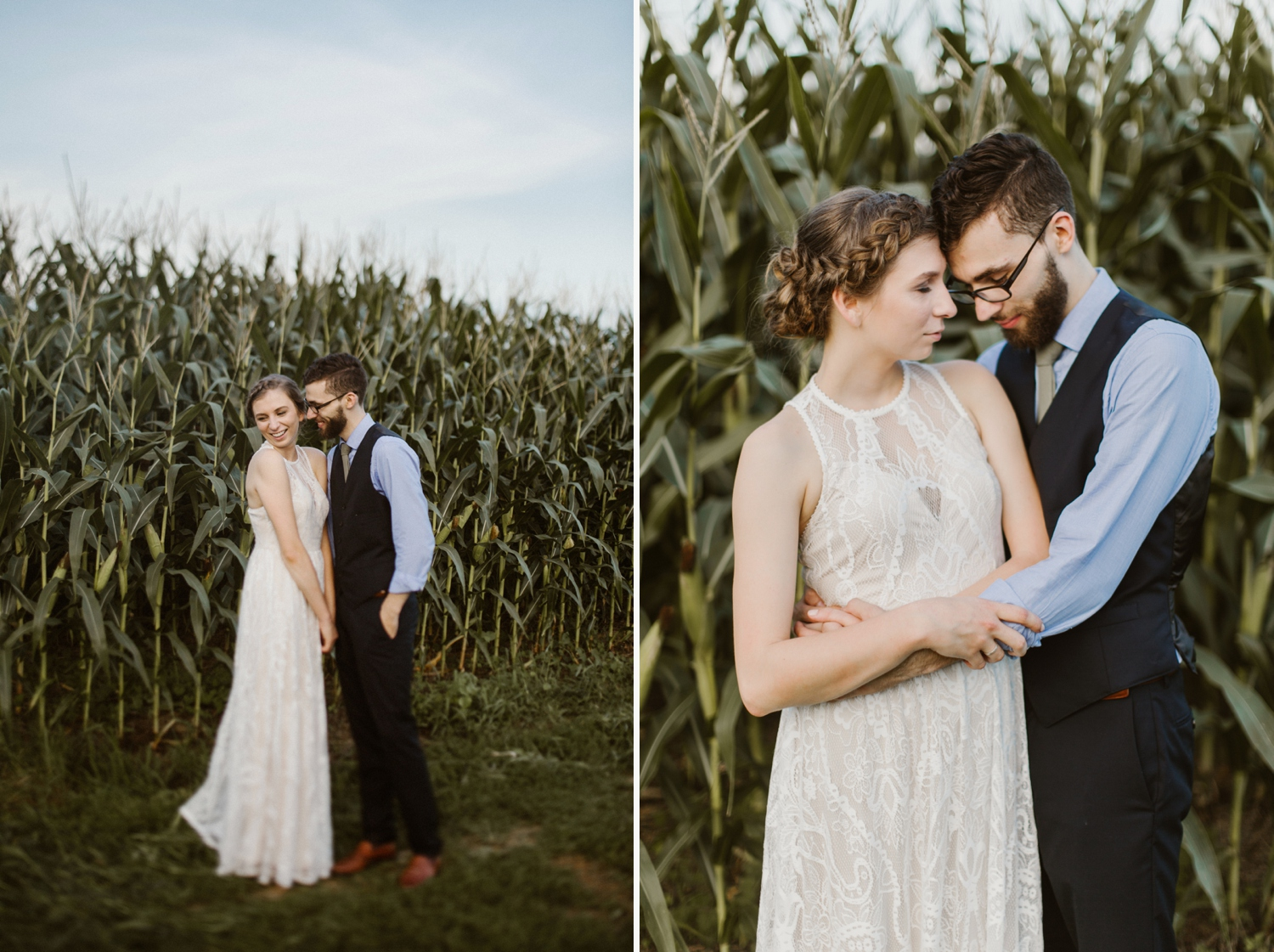 Baltimore - Maryland - Farm - Elopement - Wedding - by - Kate  - Ann - Photography_ Photo_0059