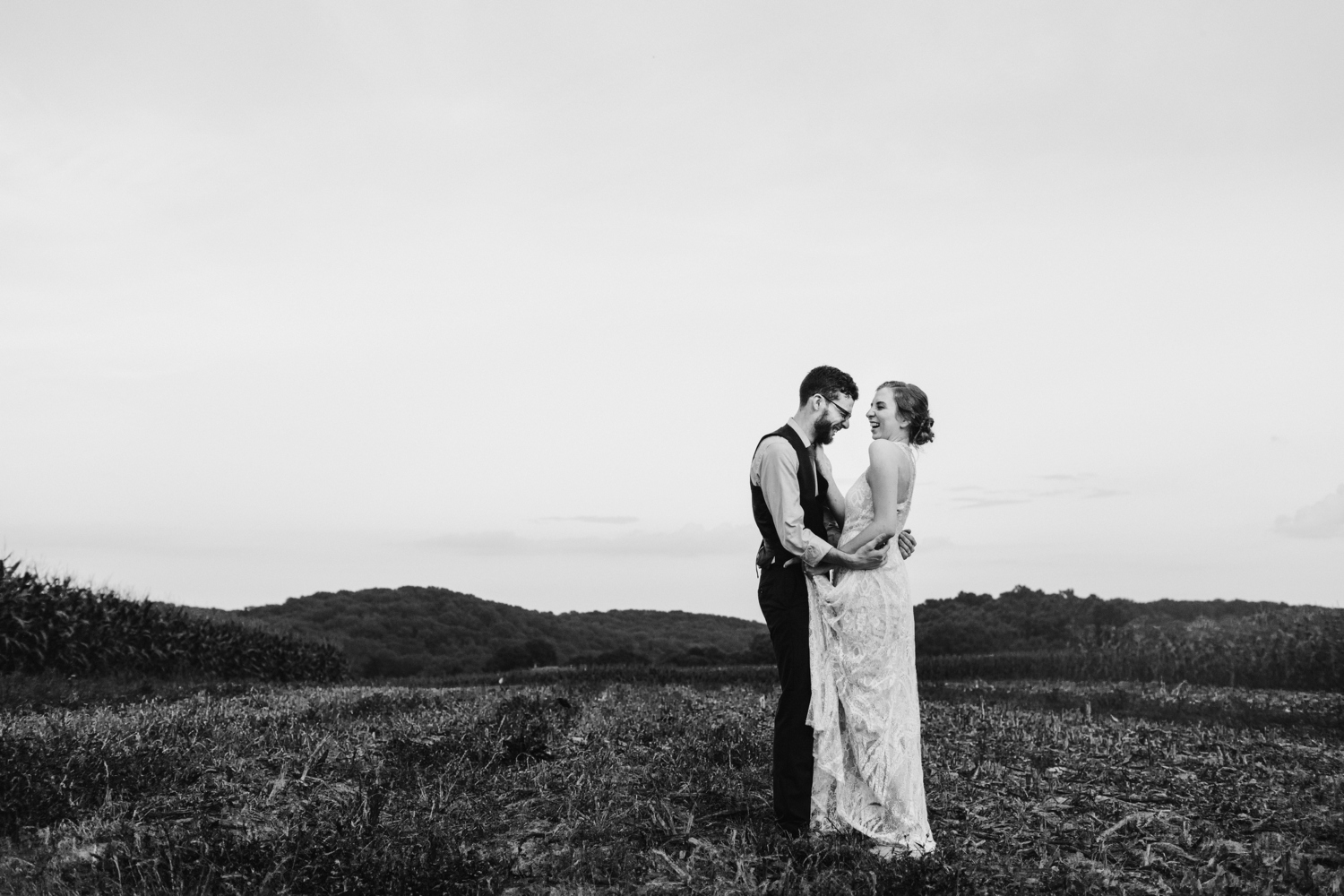 Baltimore - Maryland - Farm - Elopement - Wedding - by - Kate  - Ann - Photography_ Photo_0077
