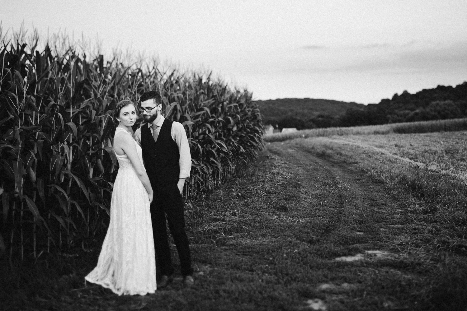 Baltimore - Maryland - Farm - Elopement - Wedding - by - Kate  - Ann - Photography_ Photo_0082