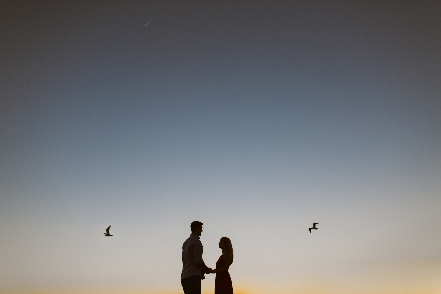 baltimore-maryland-forest-sunset-engagement-session-red-dress-annapolis-kate-ann-photography-photo_0108