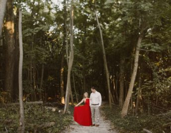 baltimore-maryland-forest-sunset-engagement-session-red-dress-annapolis-kate-ann-photography-photo_0118