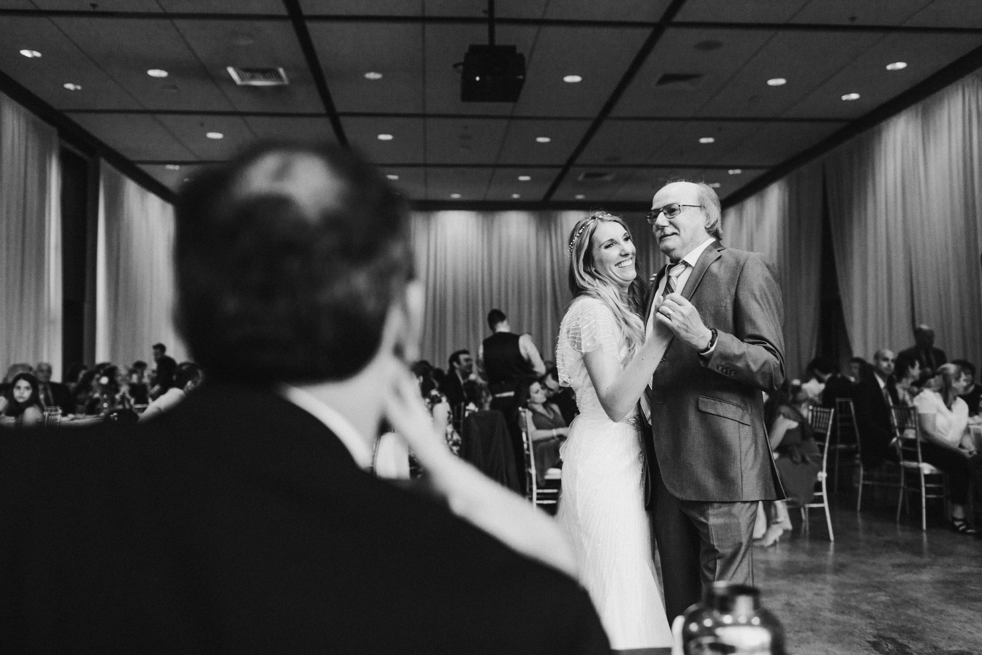 Cylburn Arboretum Wedding | by Baltimore, Maryland Photographer Kate Ann Photography | Father Daughter Dance