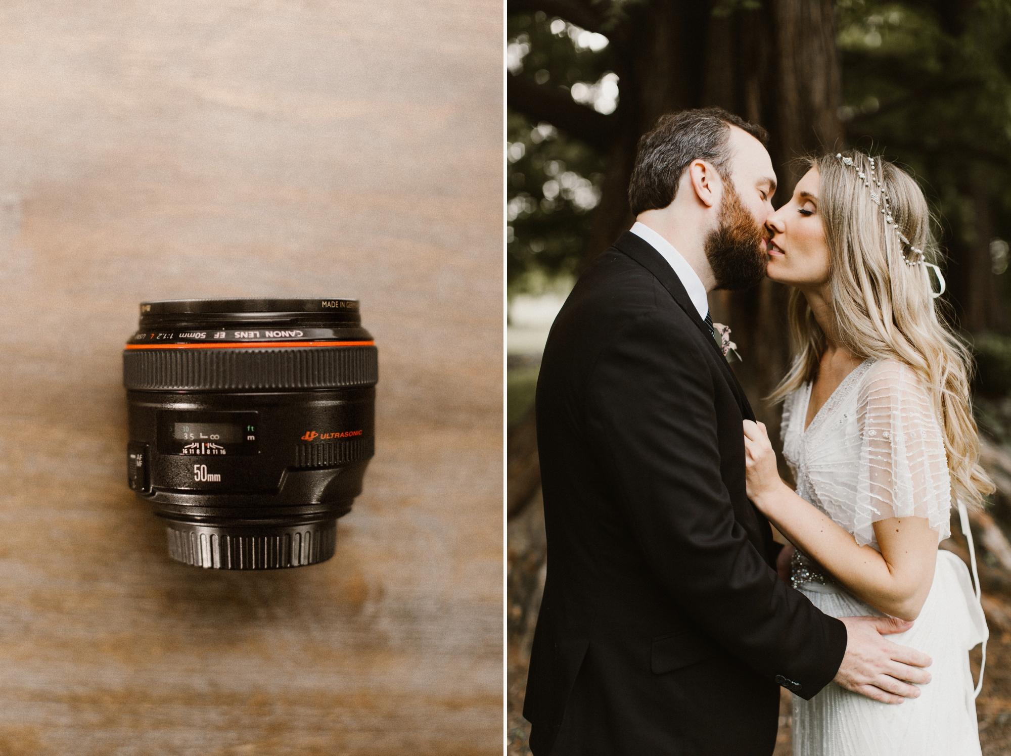 Maryland wedding photographer educational blog post | camera gear bag | best canon lenses for wedding photography