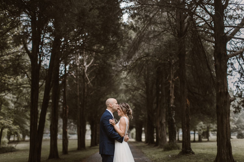 Baltimore wedding photographer outdoor Maryland wedding   forest earthy Annapolis wedding   bride and groom wedding portraits