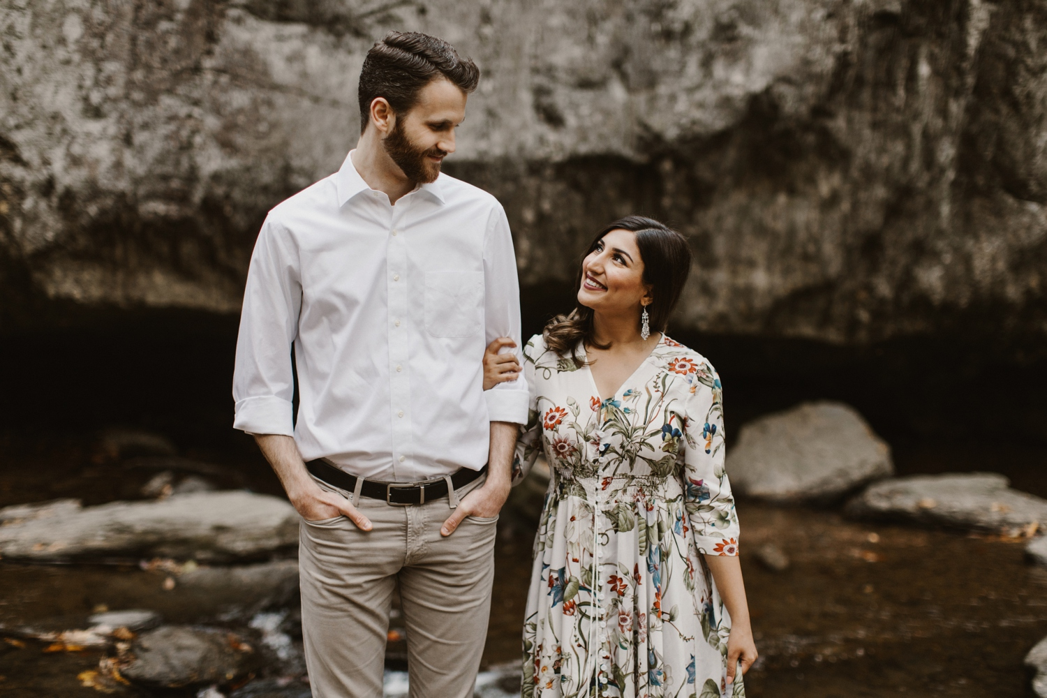 sundas-and-scotts-engagement-73_baltimore-washington-d-c-waterfall-kilgore-engagement-session-maxi-dress-earthy-maryland-wedding-photographer-kate-ann-photography-phot