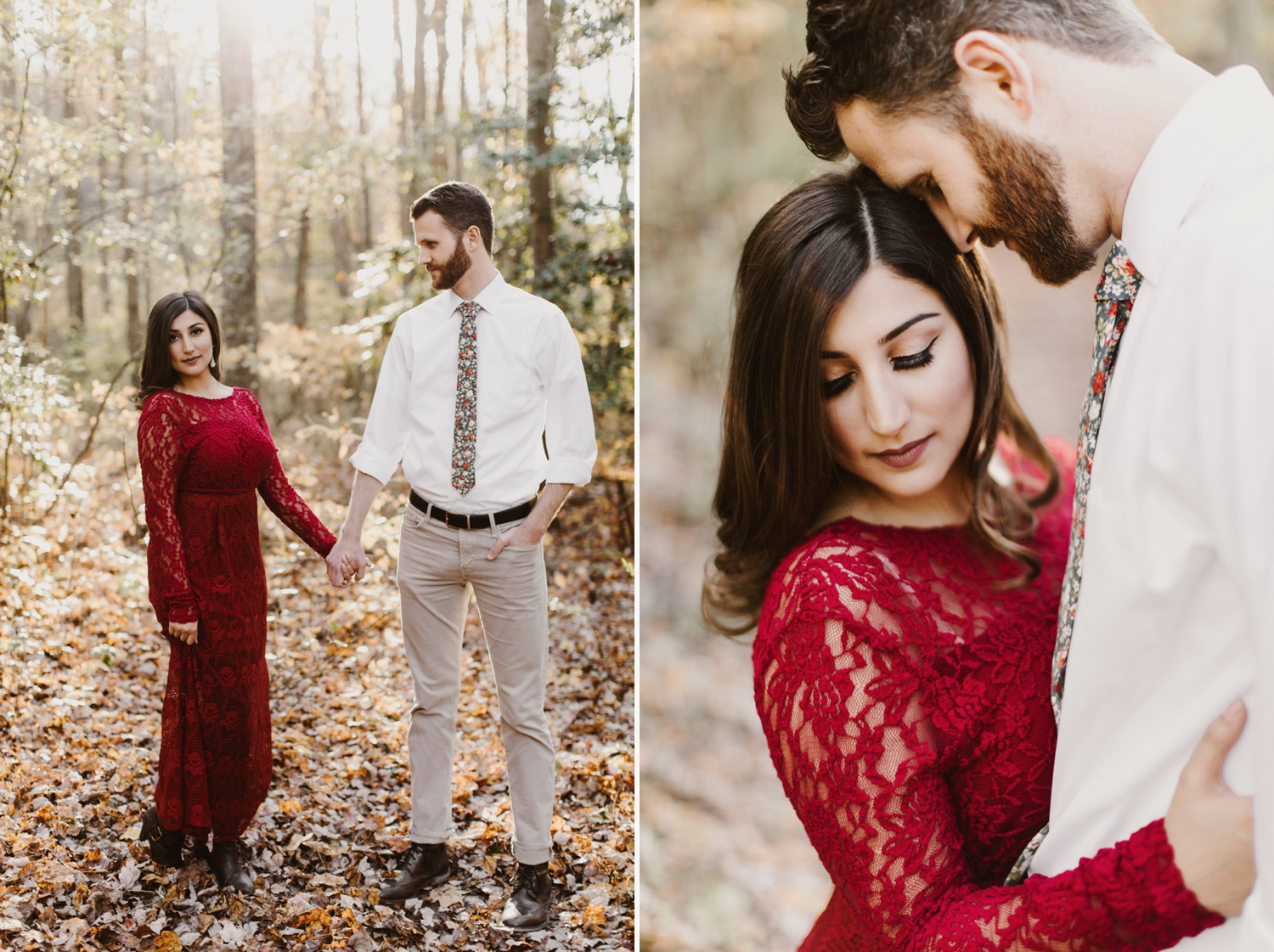 sundas-and-scotts-engagement-9_baltimore-washington-d-c-waterfall-kilgore-engagement-session-maxi-dress-earthy-maryland-wedding-photographer-kate-ann-photography-photo