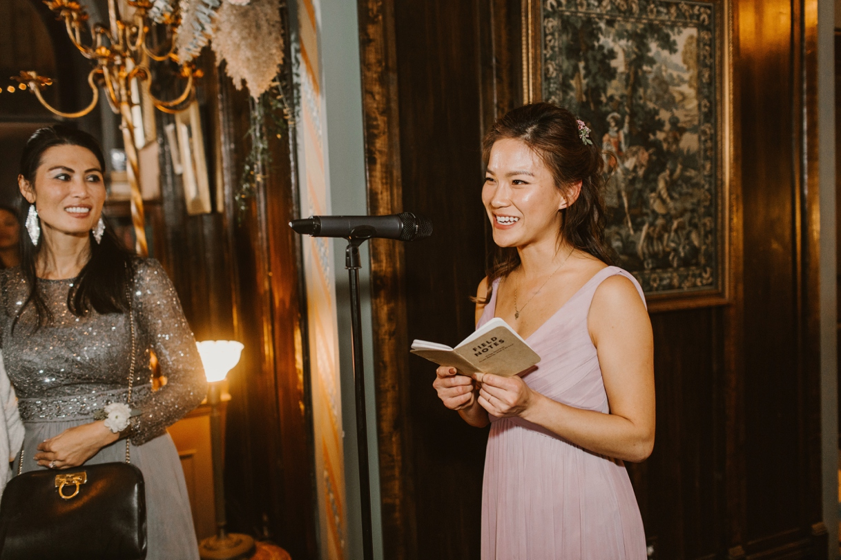 Baltimore Maryland Church & Company Wedding | Bohemian Indie Folk duo tie the knot in the city | by Washington, D.C. and Baltimore Maryland Wedding Photographer Kate Ann Photography
