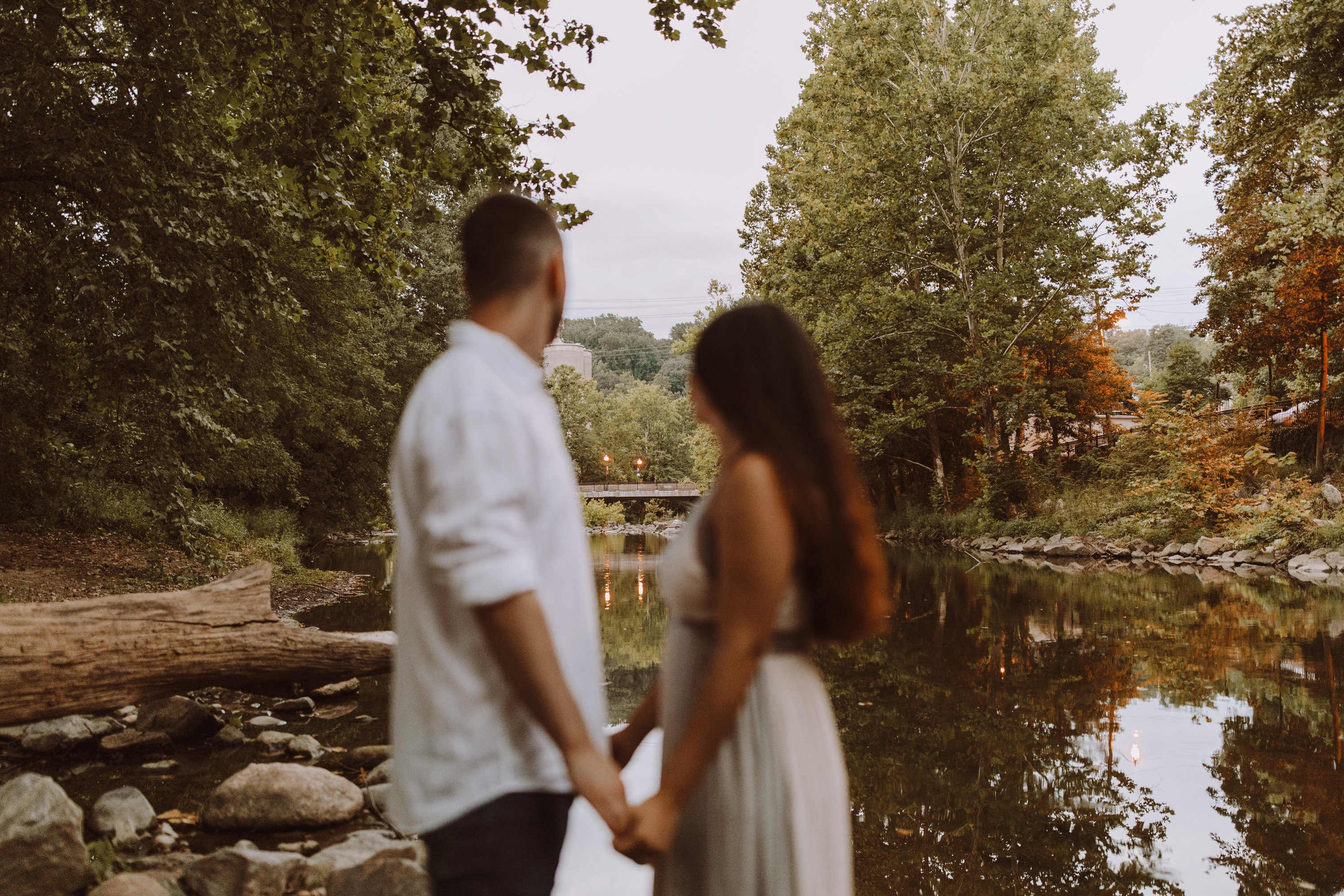 Ellicott City Engagement photography by Baltimore Maryland wedding photographer Kate Ann photography