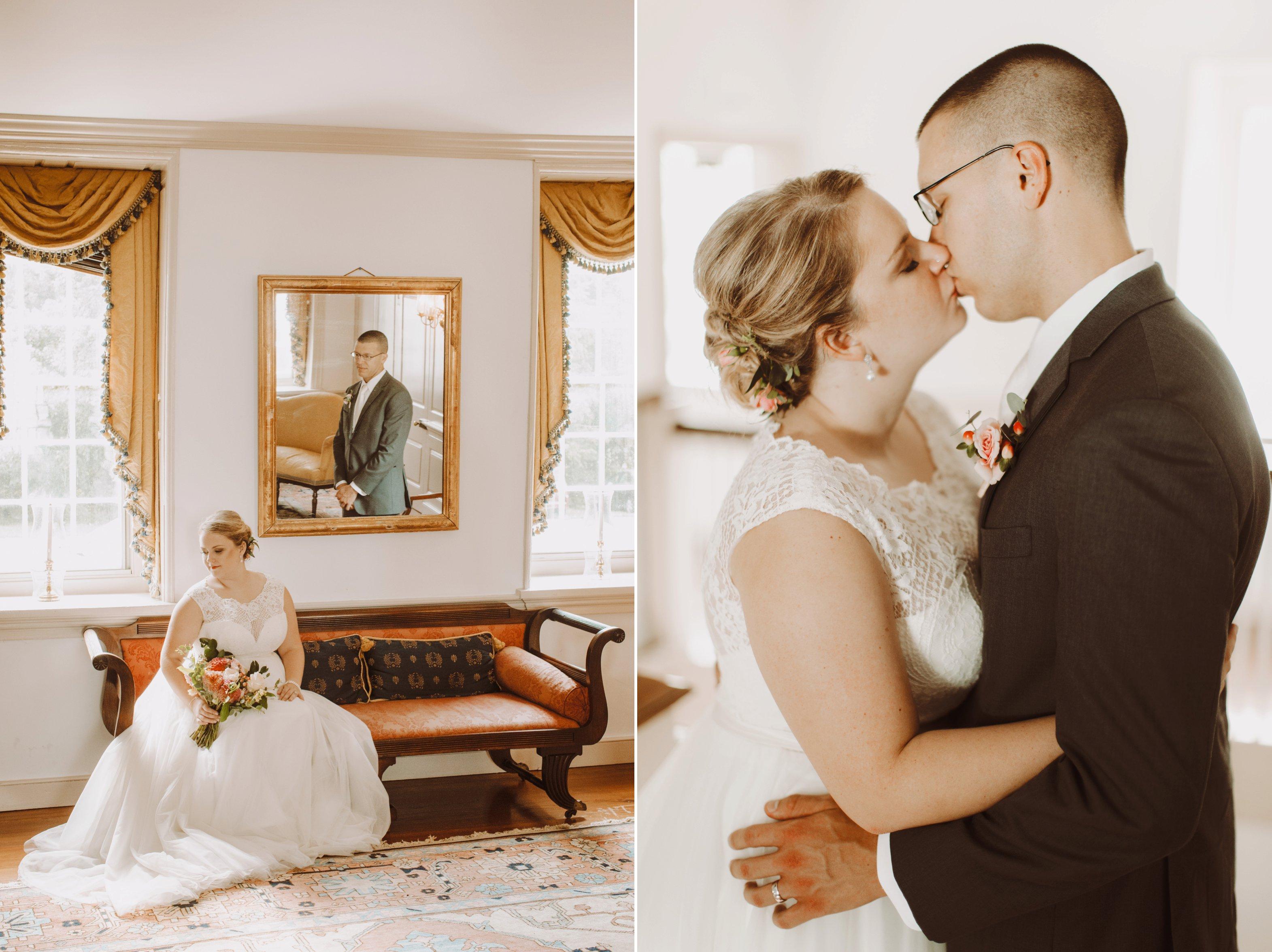 Historic Waverly Mansion wedding photography Baltimore Maryland wedding photographer
