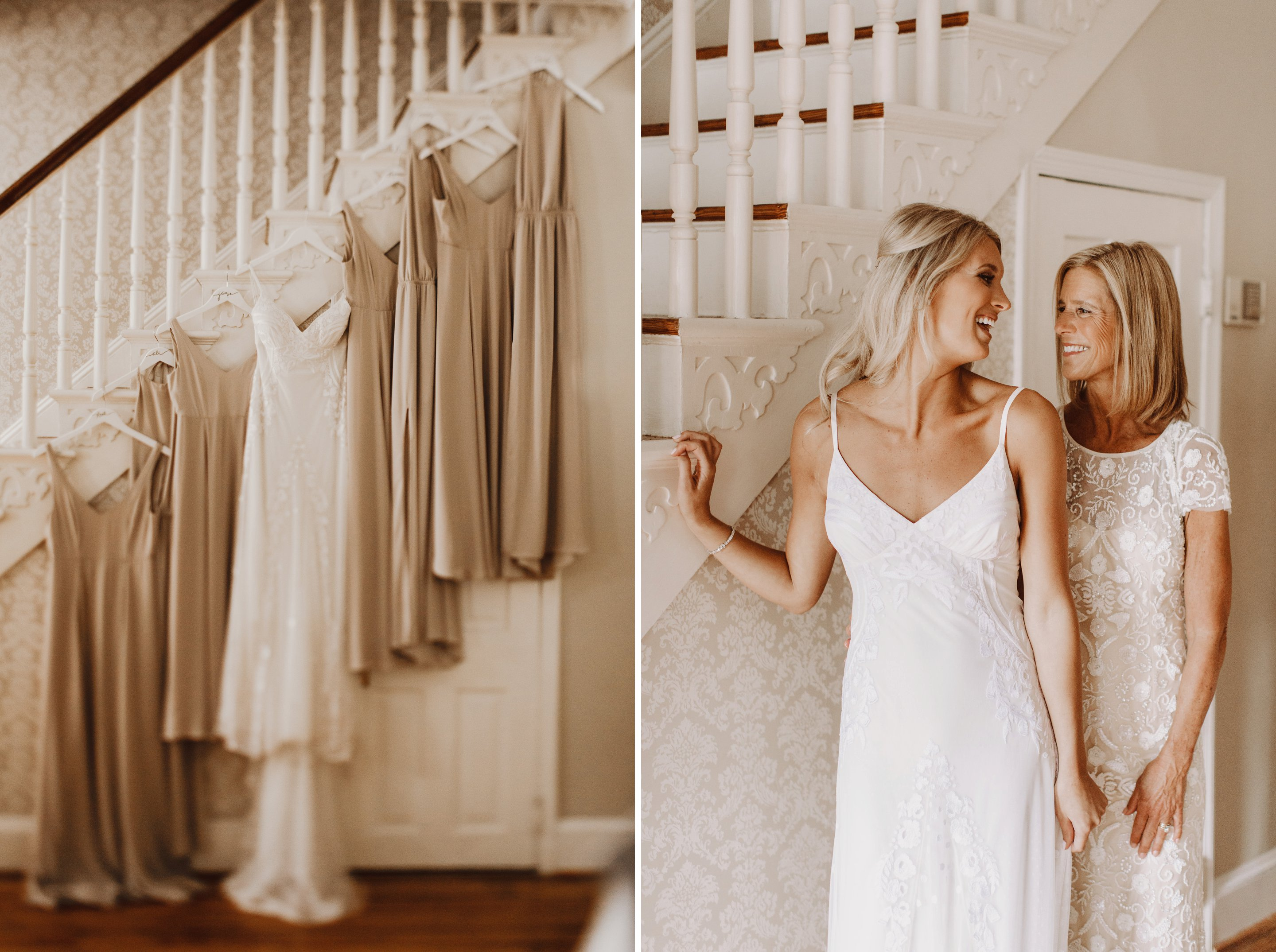 Whitehall Annapolis wedding mother of the bride first look Annapolis wedding photographer