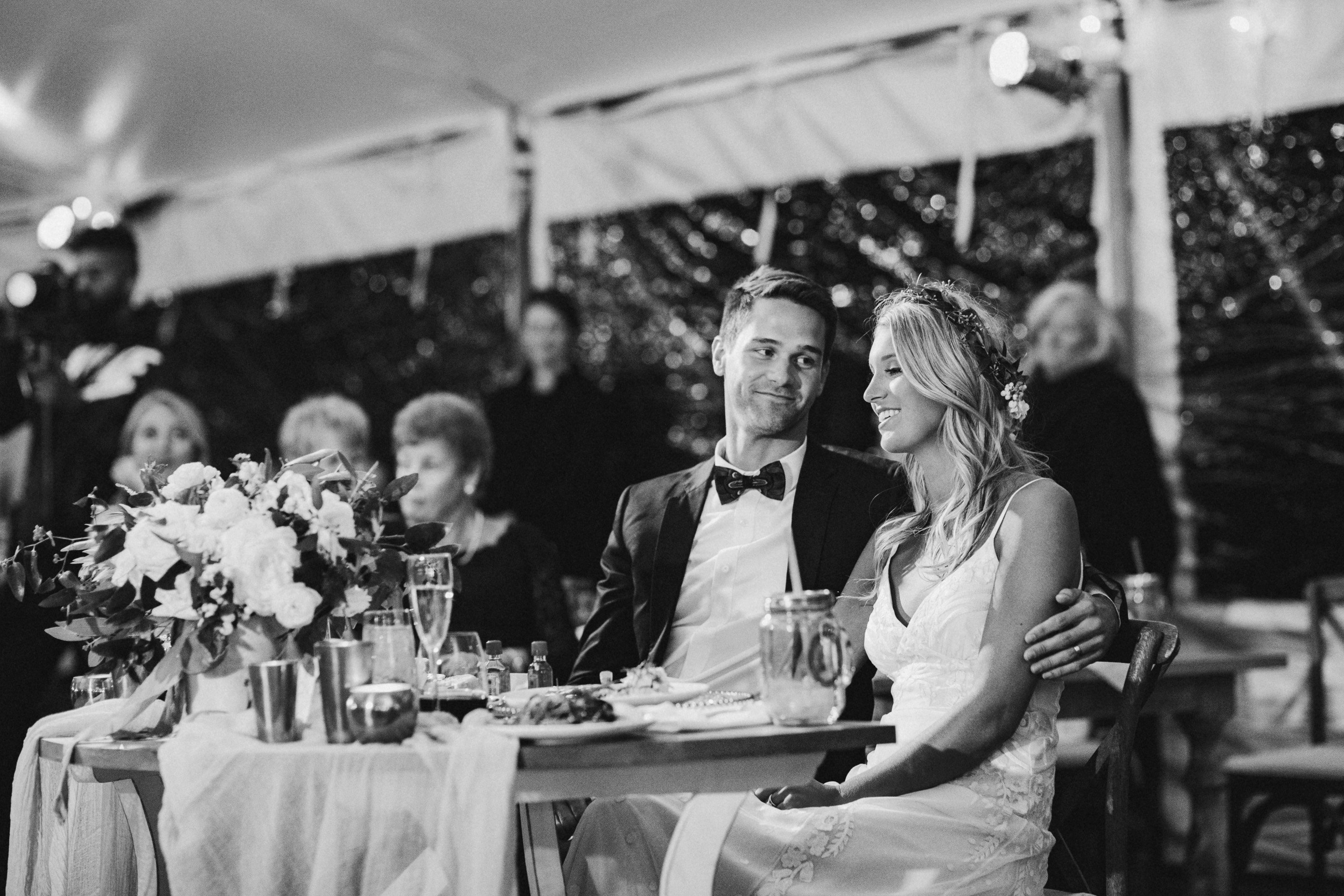 Whitehall Annapolis outdoor wedding reception Chesapeake Bay Maryland