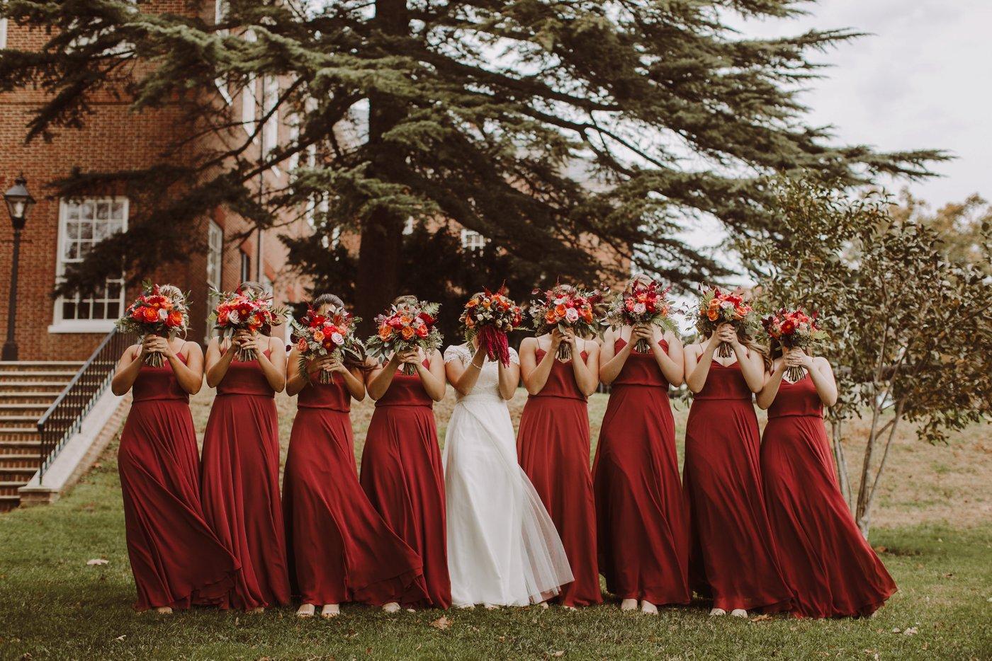 USNA Annapolis Maryland wedding BHLDN gown my flower box bridal bouquet