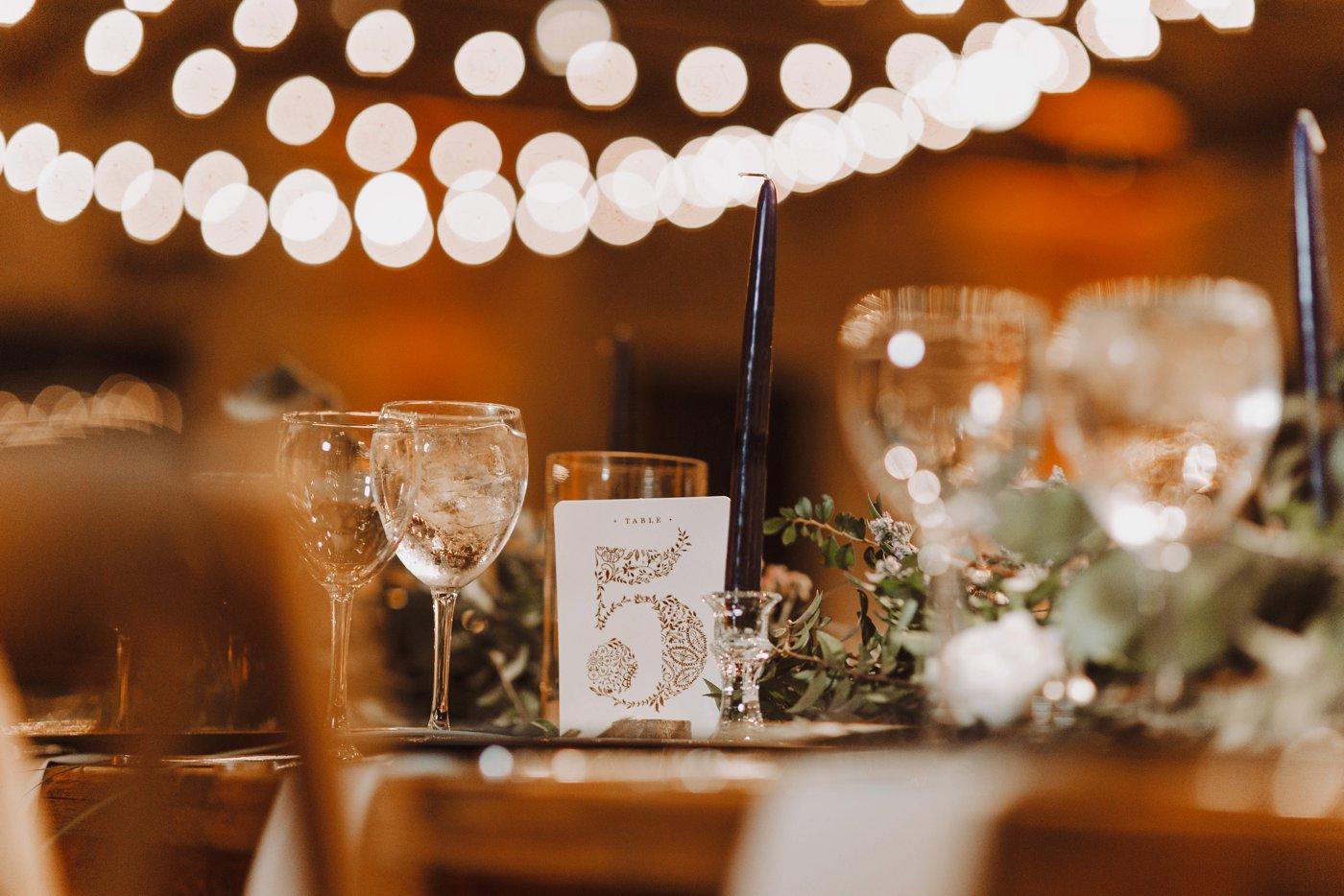 Mt. Washington Mill Dye House reception details Baltimore wedding photographer
