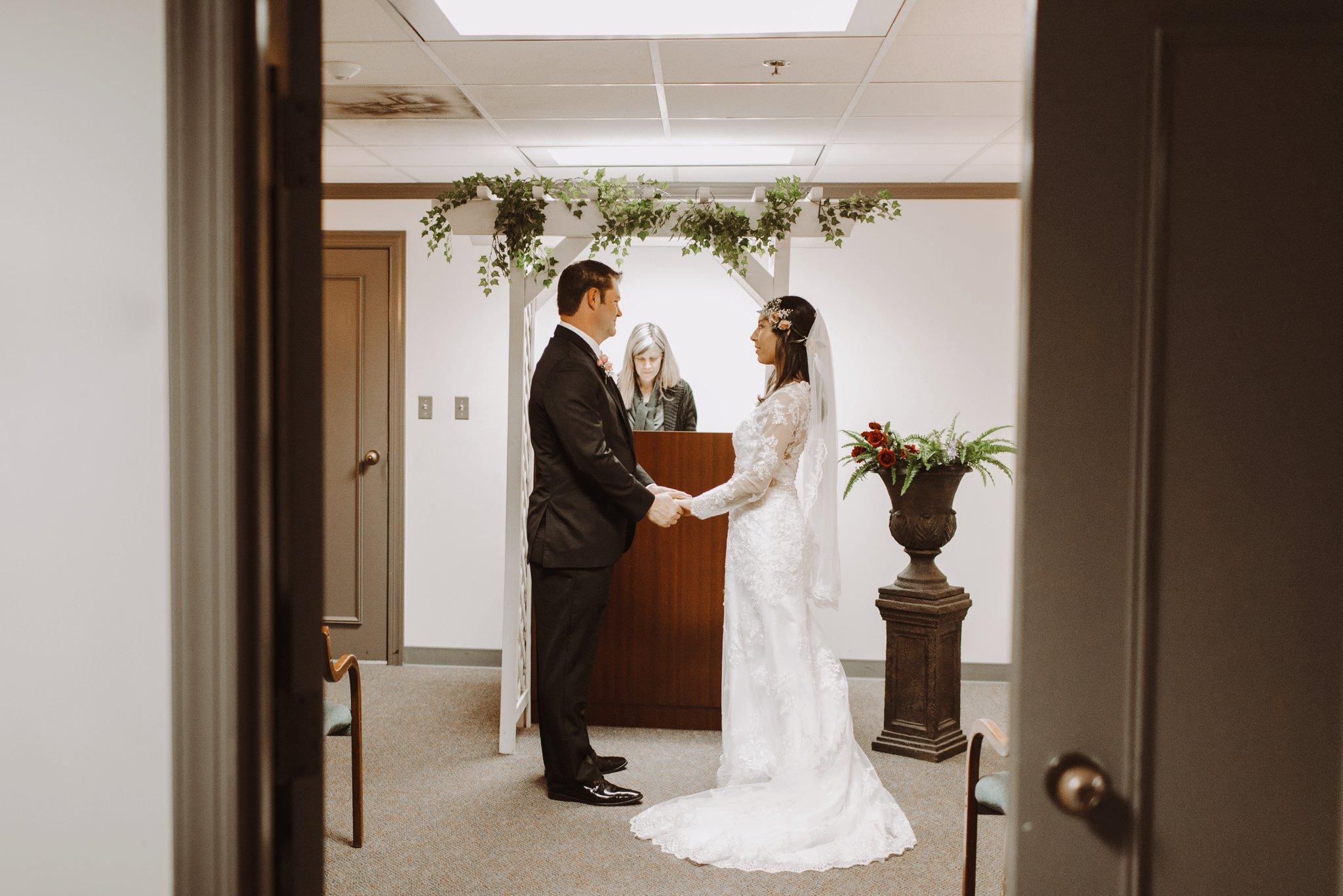 Historic Ellicott City Maryland Courthouse Elopement Wedding Kate Ann Photography 1108