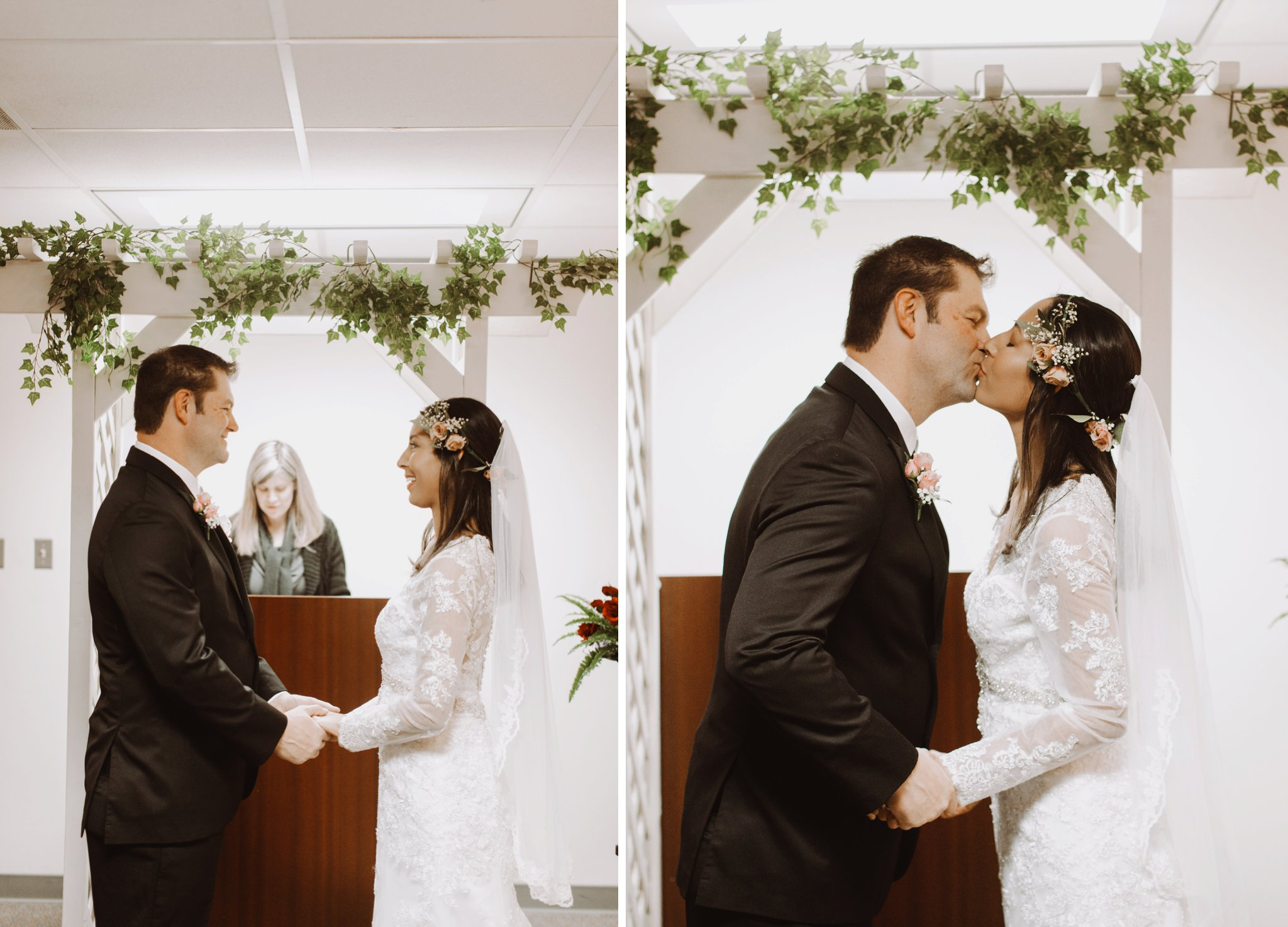 Howard County Courthouse wedding Baltimore Maryland photographer