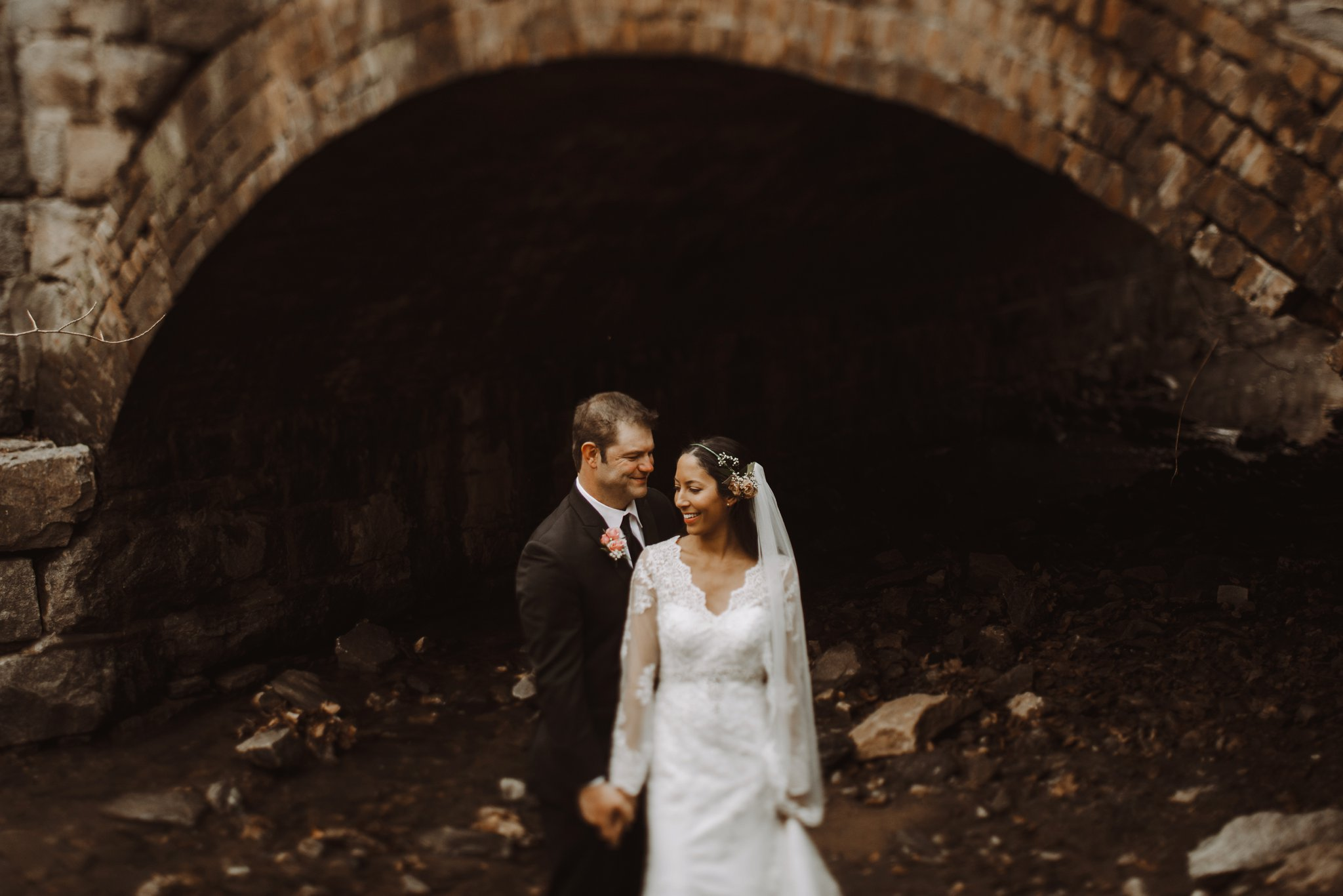 Intimate Ellicott City elopement Howard County wedding photographer