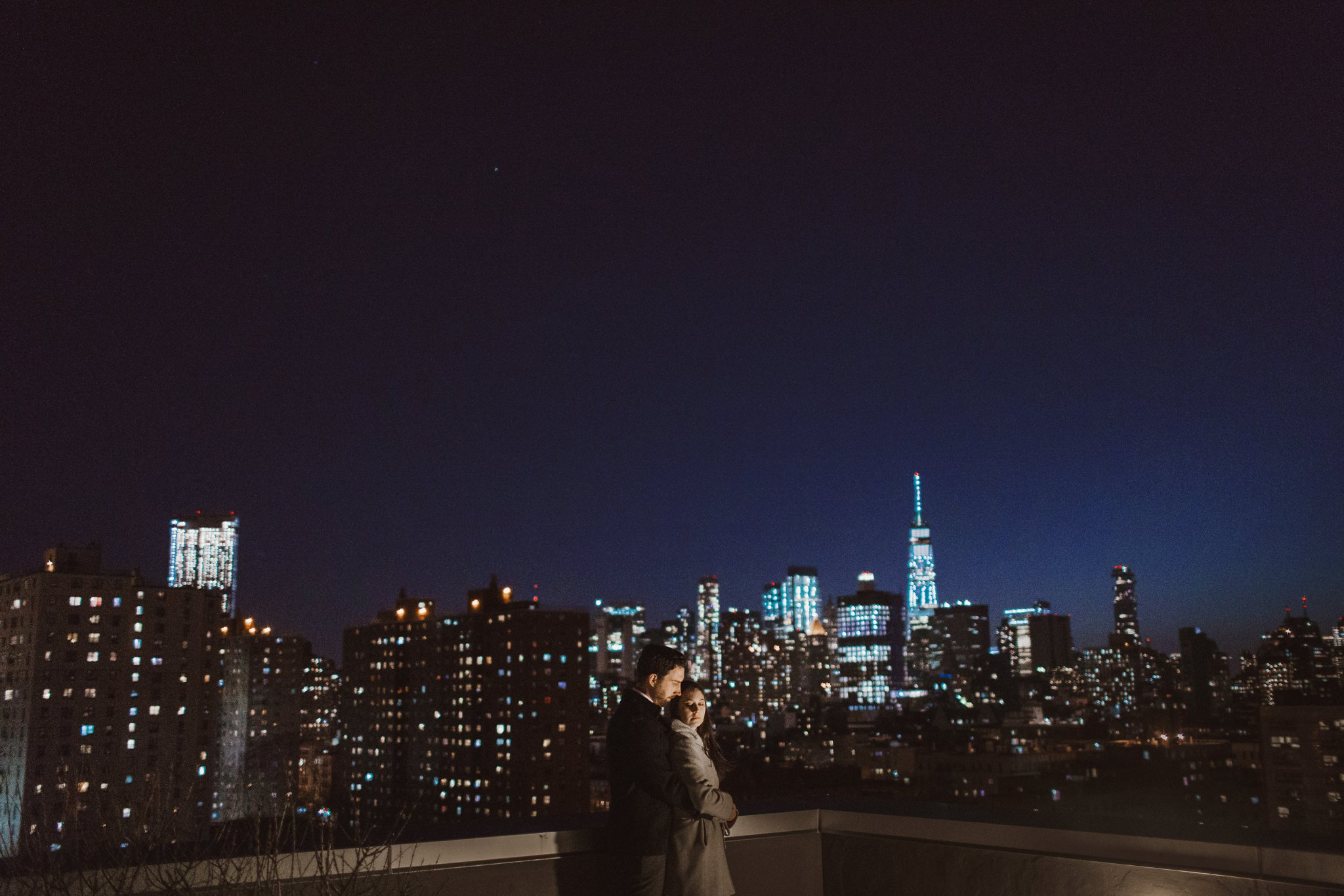 Dumbo Brooklyn engagement photography NYC skyline Baltimore wedding photographer
