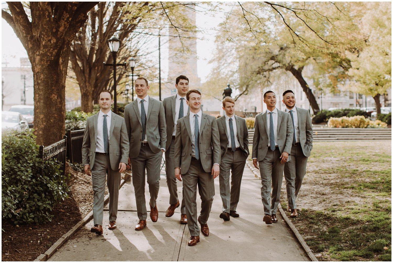 Mount Vernon spring wedding Baltimore wedding photographer