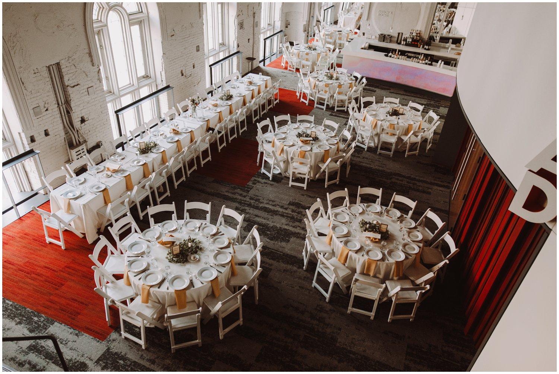 Baltimore Center Stage wedding baltimore city wedding photographer