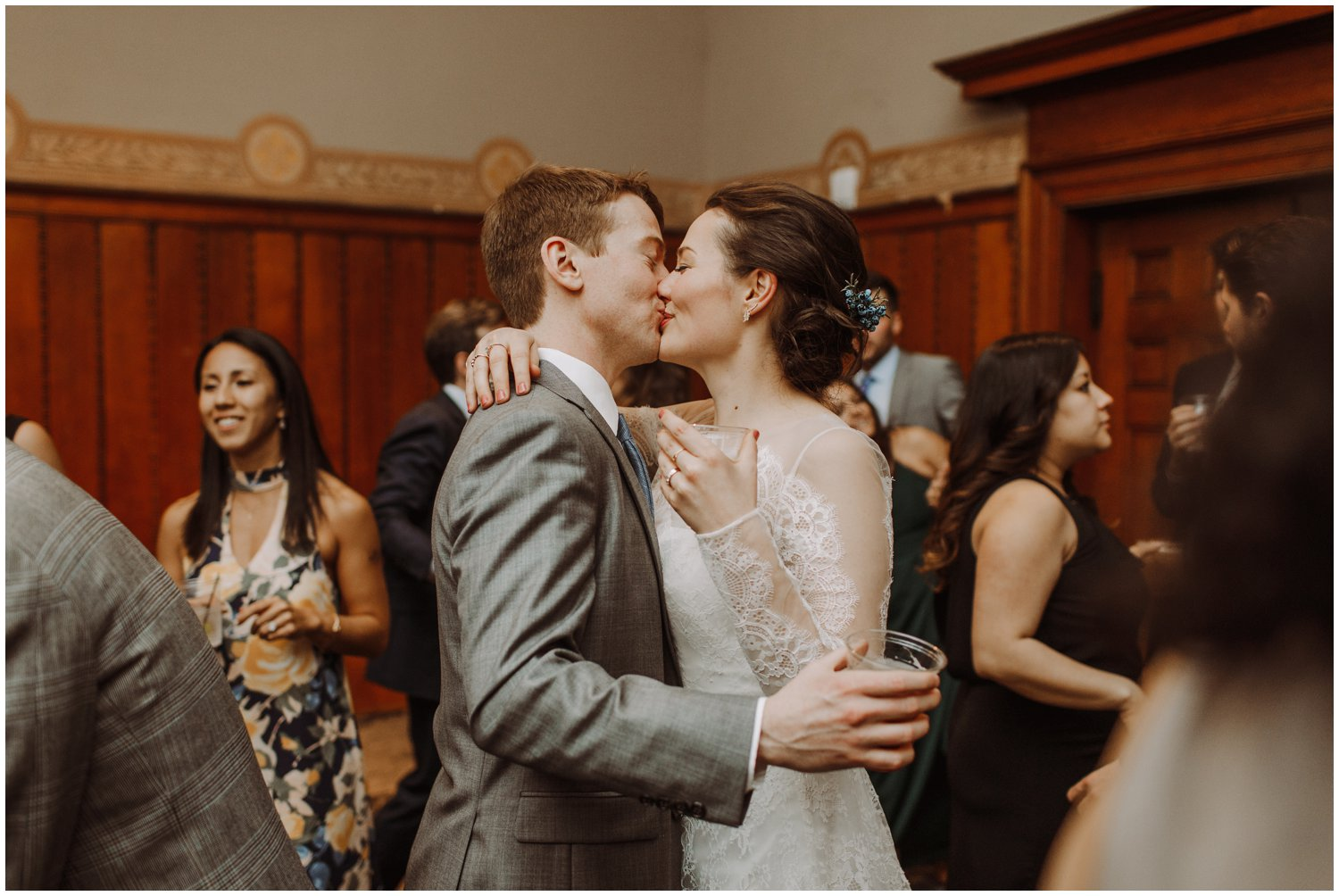 Baltimore Center Stage wedding reception Baltimore city wedding photographer