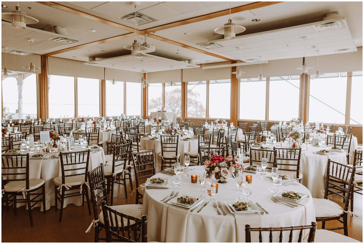 Chesapeake Bay Foundation intimate beach wedding Annapolis wedding photographer