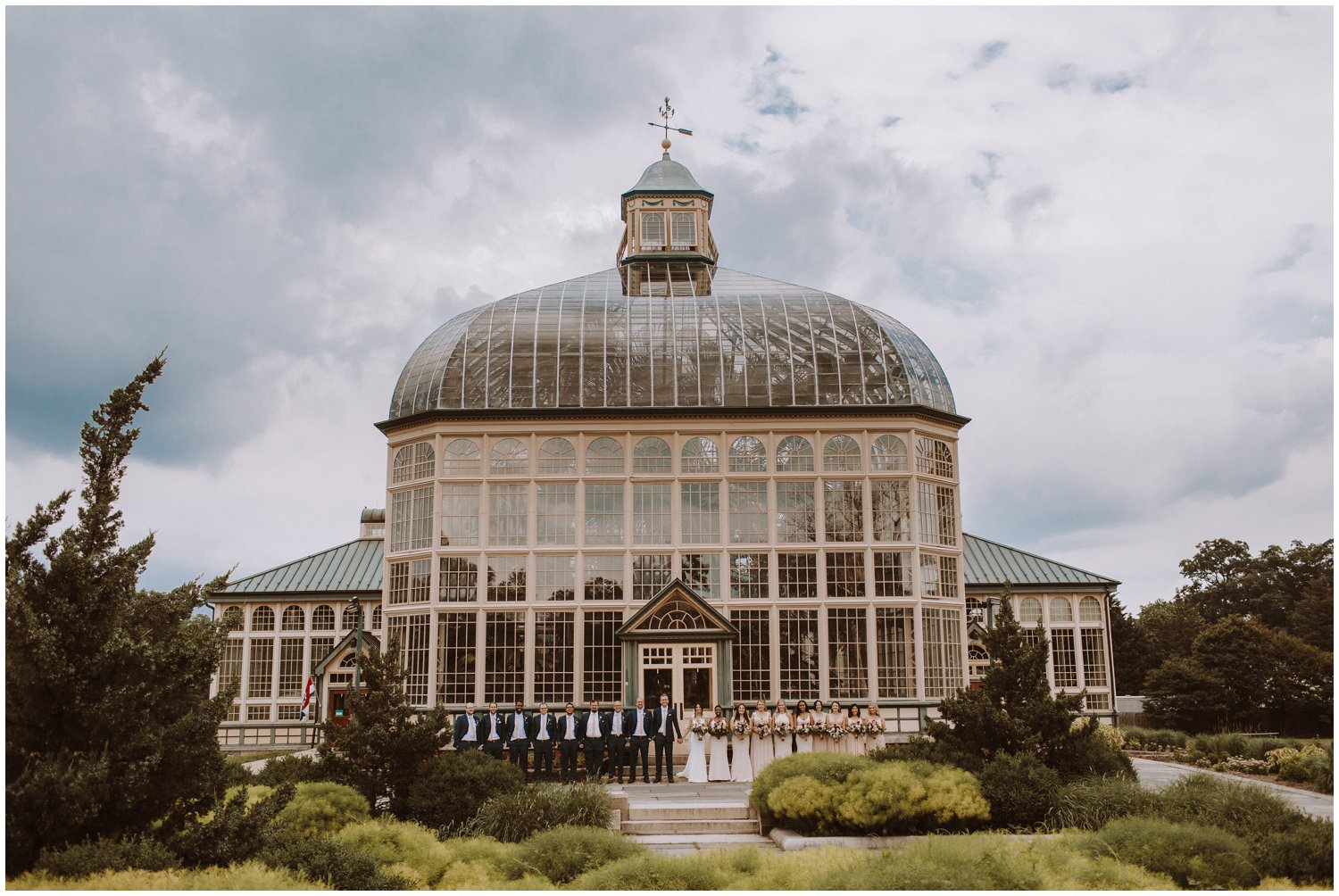Best Maryland Wedding Venues | Rawlings Conservatory Wedding