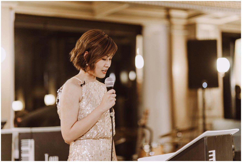 Peabody Library Wedding reception | Baltimore Wedding Photographer | Art Deco Wedding Photography | Baltimore City Wedding | Kate Ann Photography