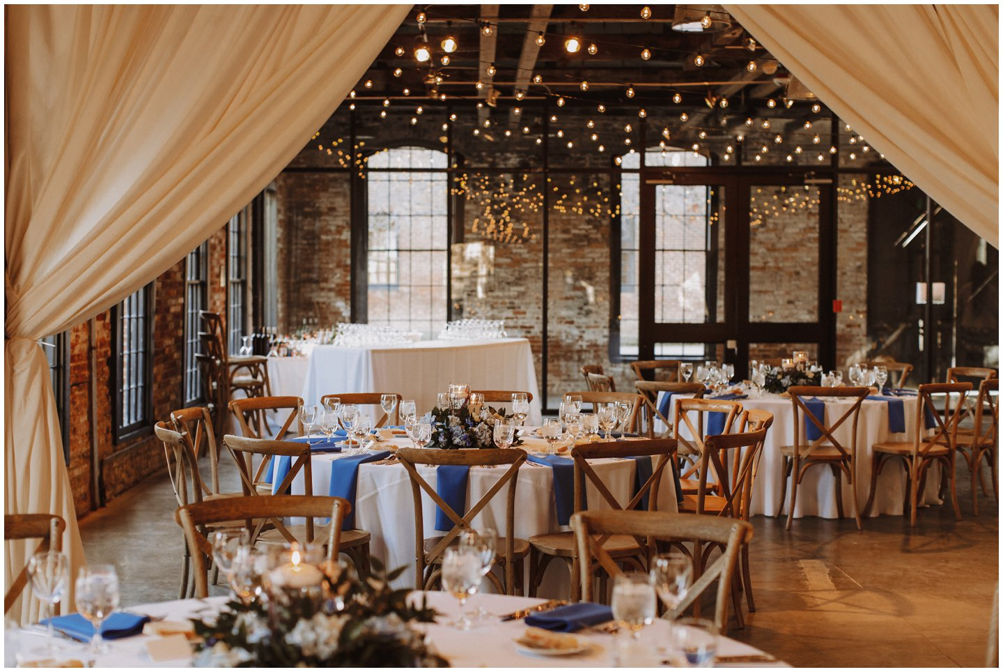 Mt. Washington Mill Dye House Wedding
