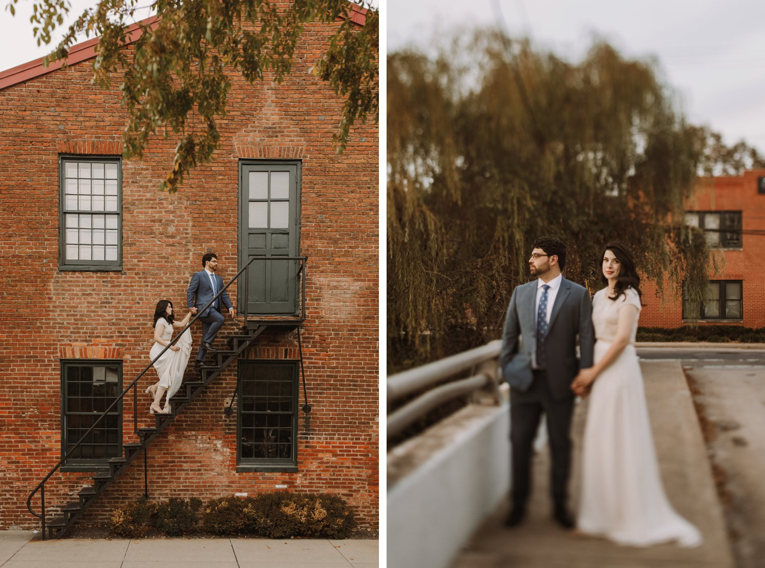 Best Maryland Wedding Venues | Mt. Washington Mill Dye House Wedding