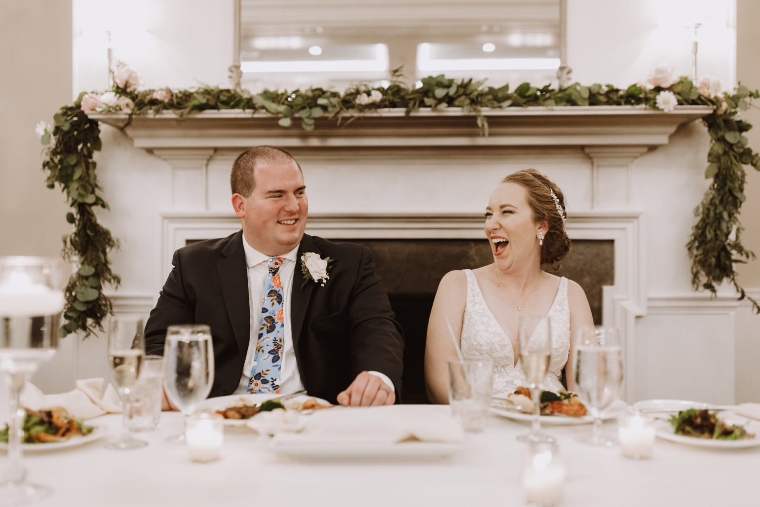 Tidewater Inn Wedding Reception