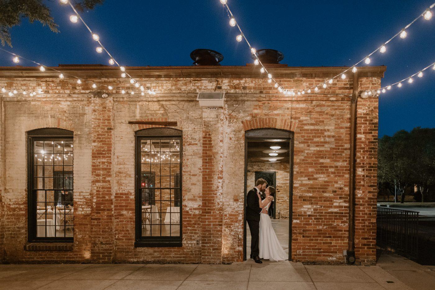 Mt Washington Mill Dye House Micro Wedding