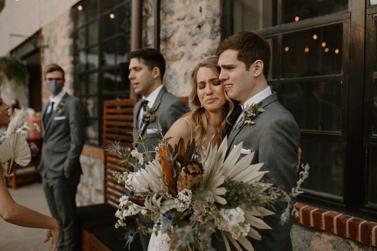 Fall Industrial Wedding