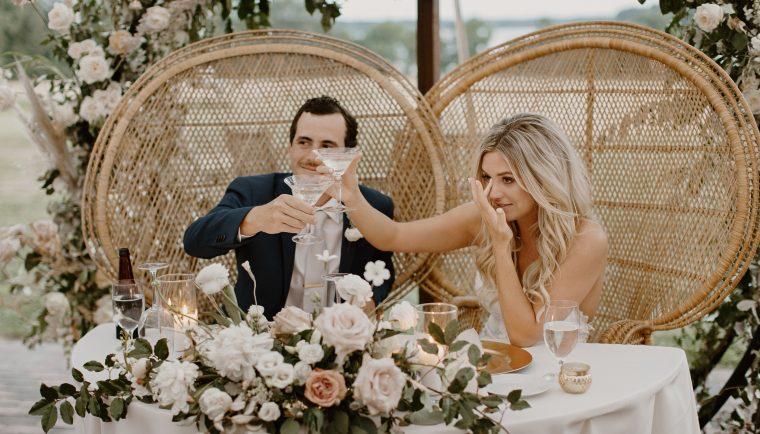 Summer Manor Wedding