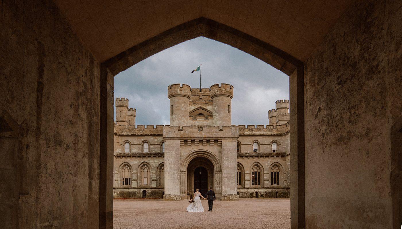England Eastnor Castle Wedding