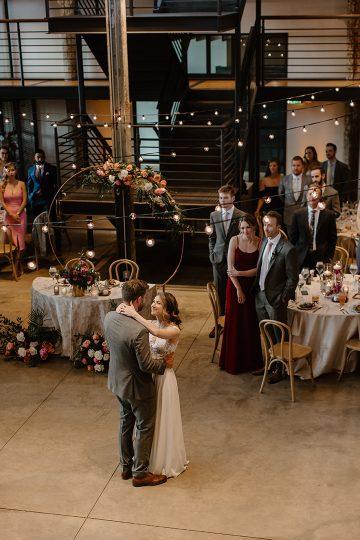 Winslow Room Wedding Baltimore